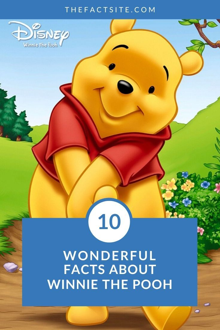 10 Wonderful Facts About Winnie The Pooh