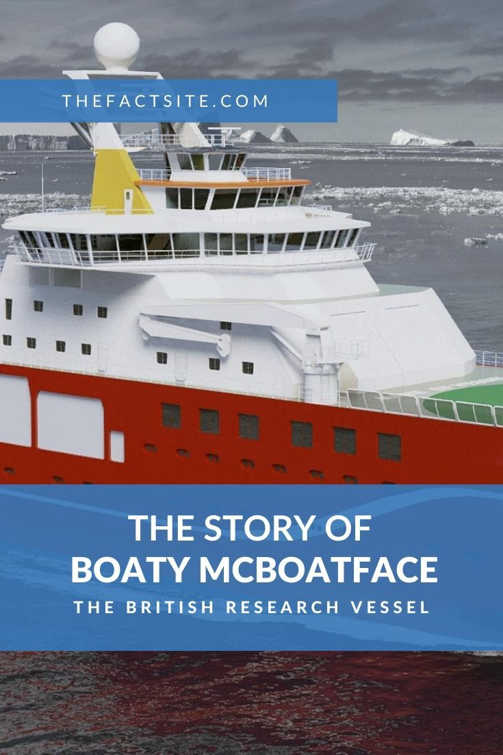 The Story of Boaty McBoatface - The British Research Vessel