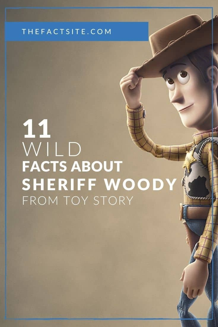 11 Wild Facts About Sheriff Woody From Toy Story