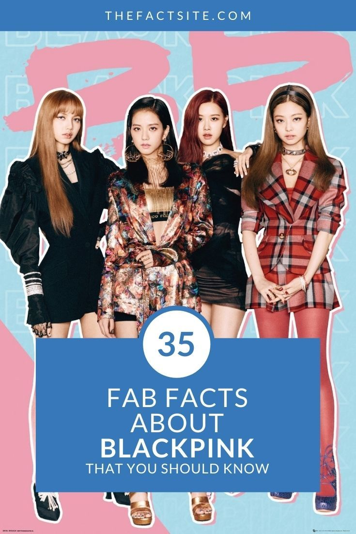 35 Fab Facts About Blackpink