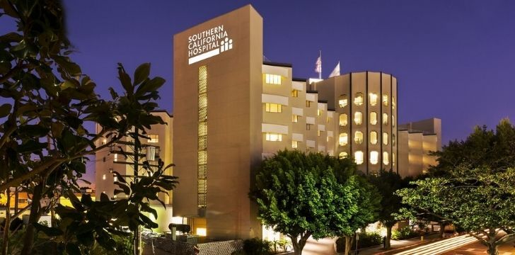Southern California Hospital called their burns department after Michael Jackson