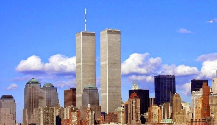 People have tried to rob and bomb the twin towers before they were destroyed