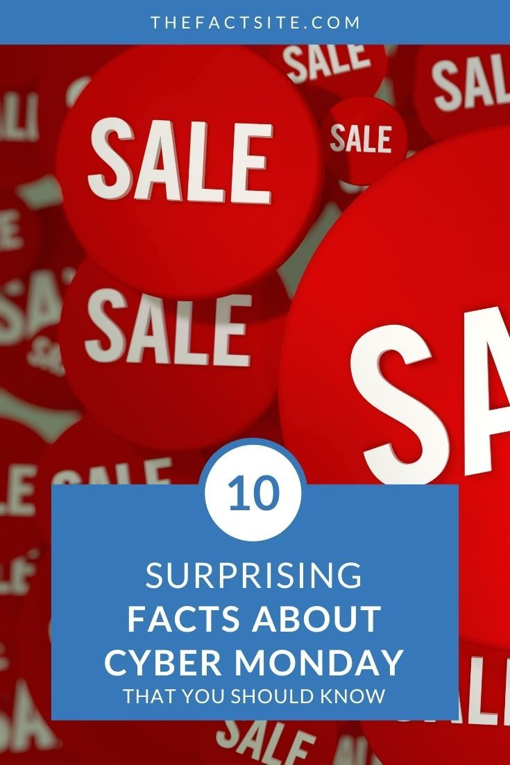 10 Surprising Facts About Cyber Monday