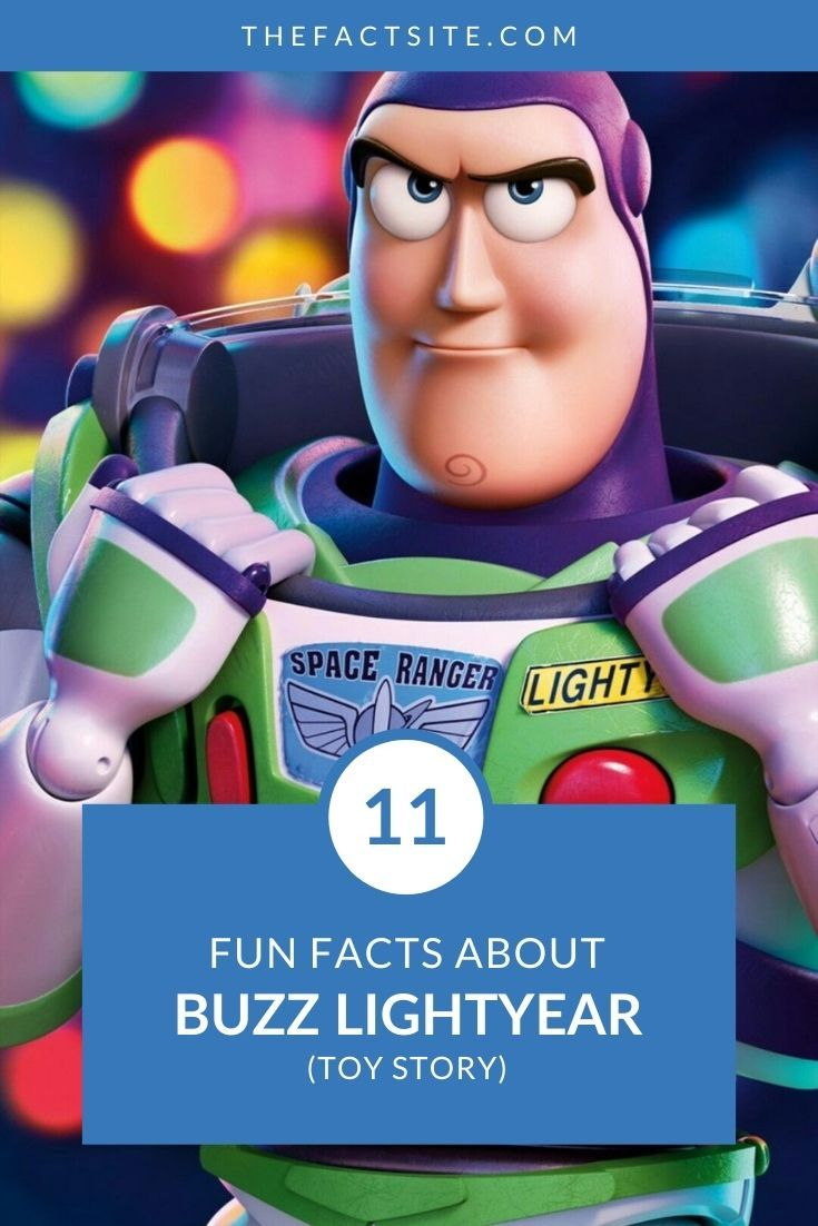 11 Facts About Buzz Lightyear From Toy Story