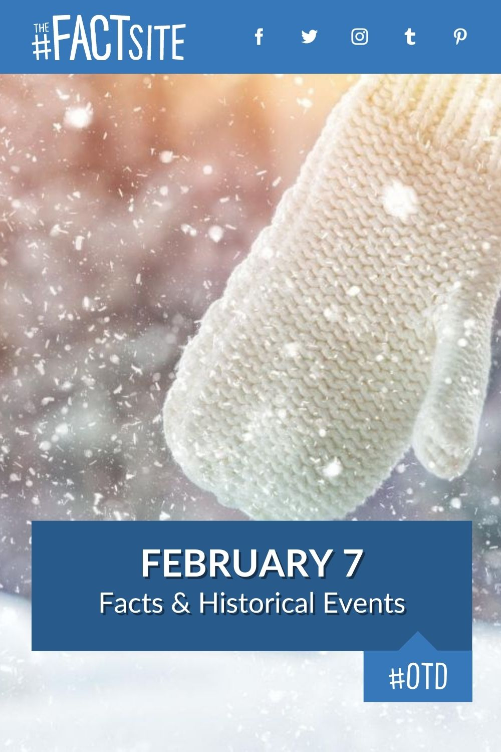 Facts & Historic Events That Happened on February 7