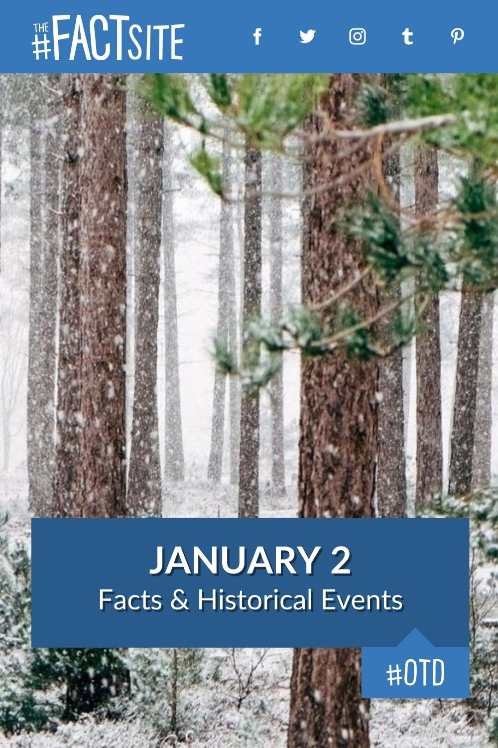 Facts & Historic Events That Happened on January 2