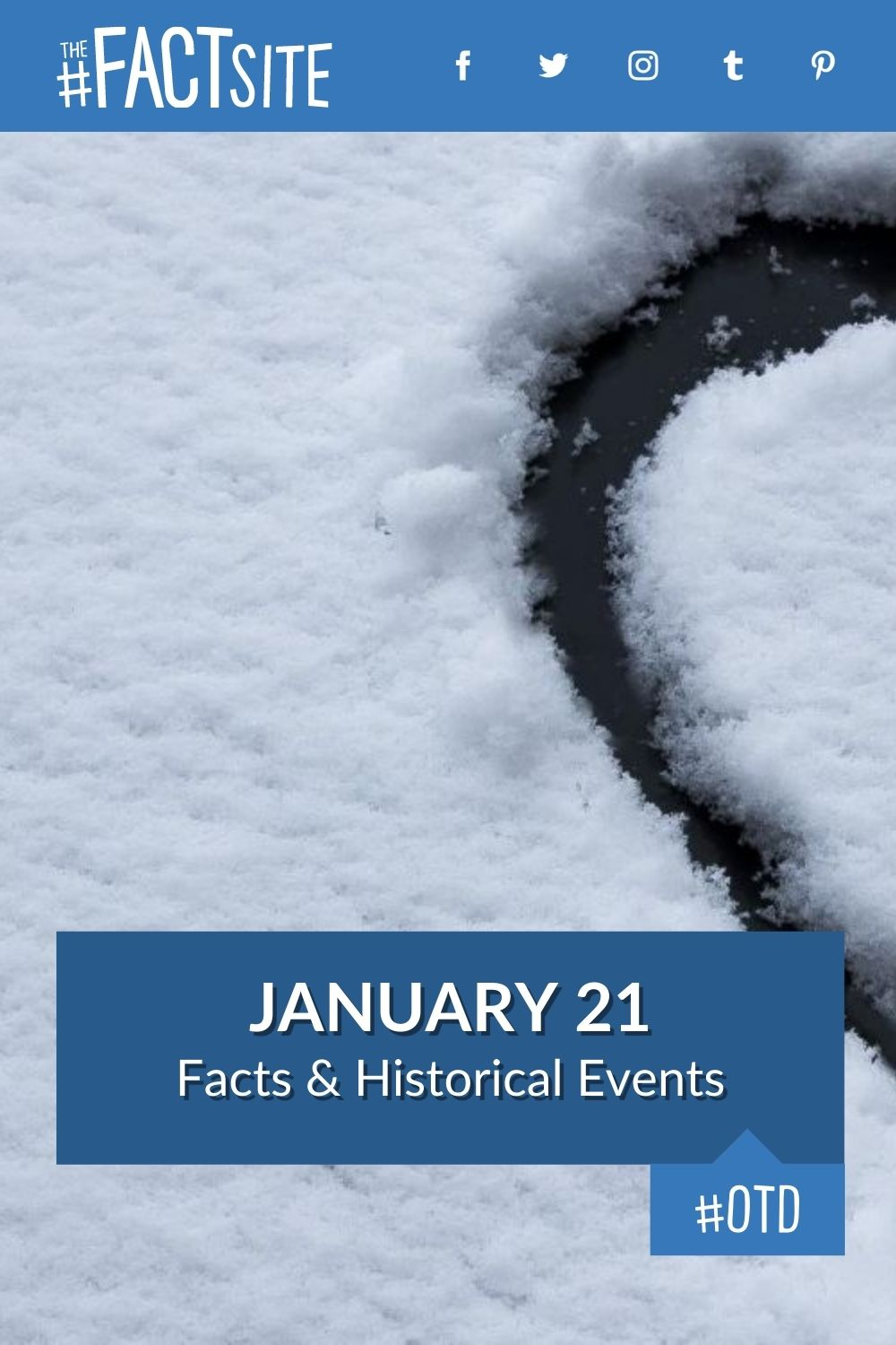 Facts & Historic Events That Happened on January 21