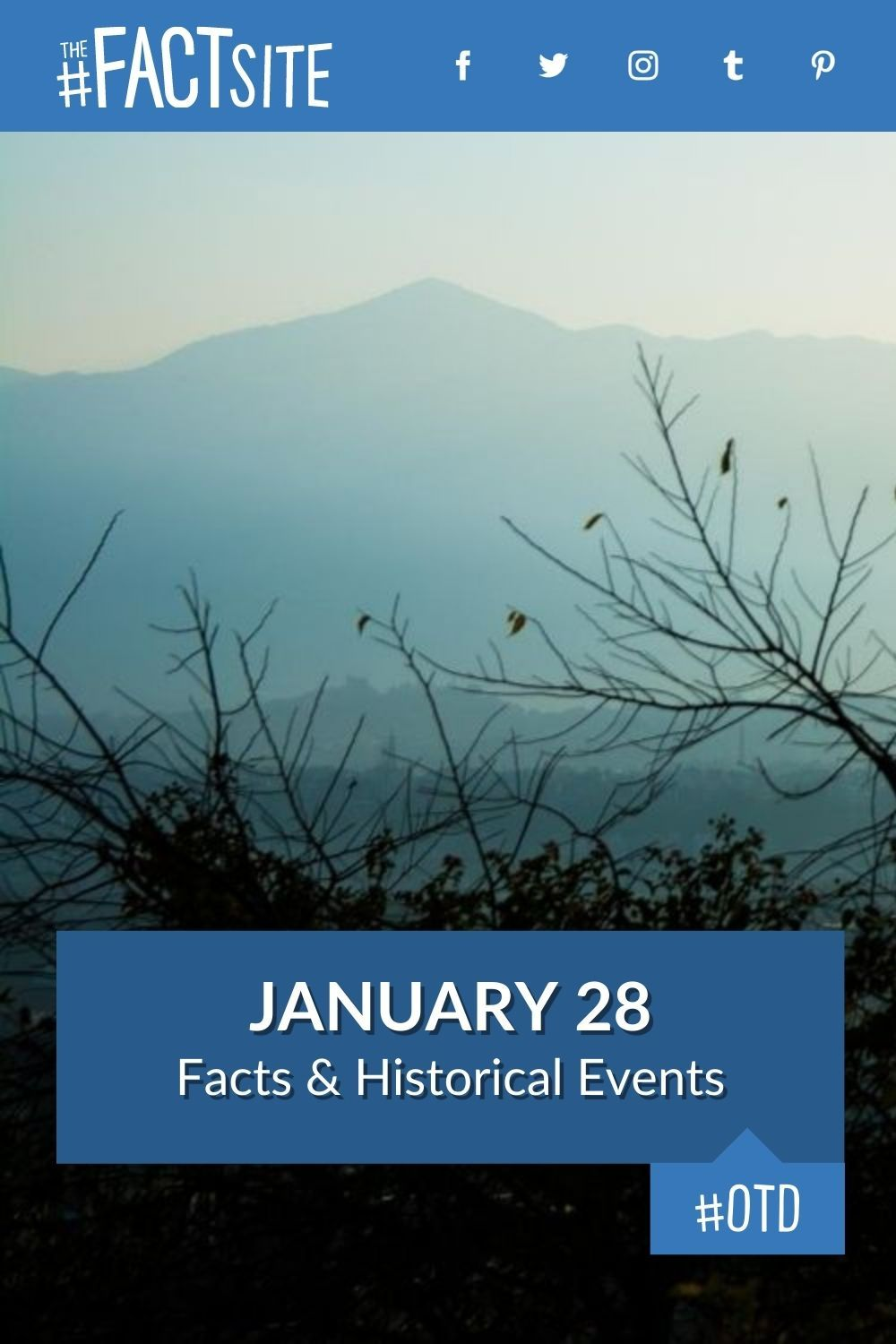 Facts & Historic Events That Happened on January 28