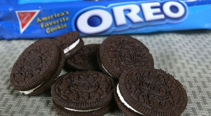 Oreos have been around since 1912