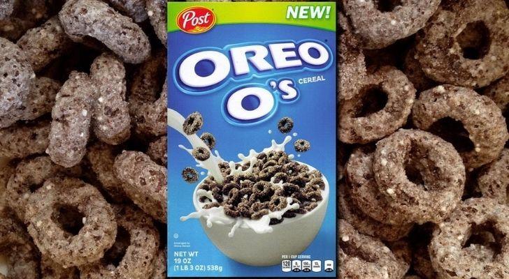 Oreos O's cereal