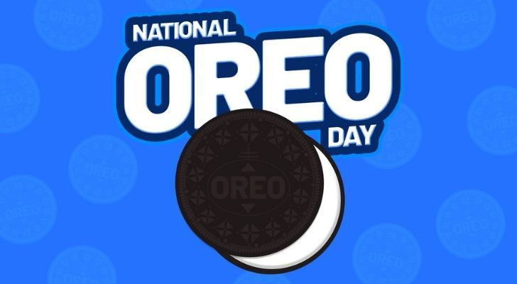 Oreo Cookie Day