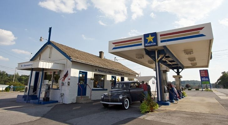 Reighards Gas Station