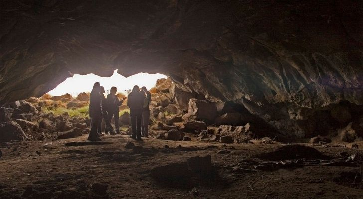 Wilson Butte Cave in Idaho