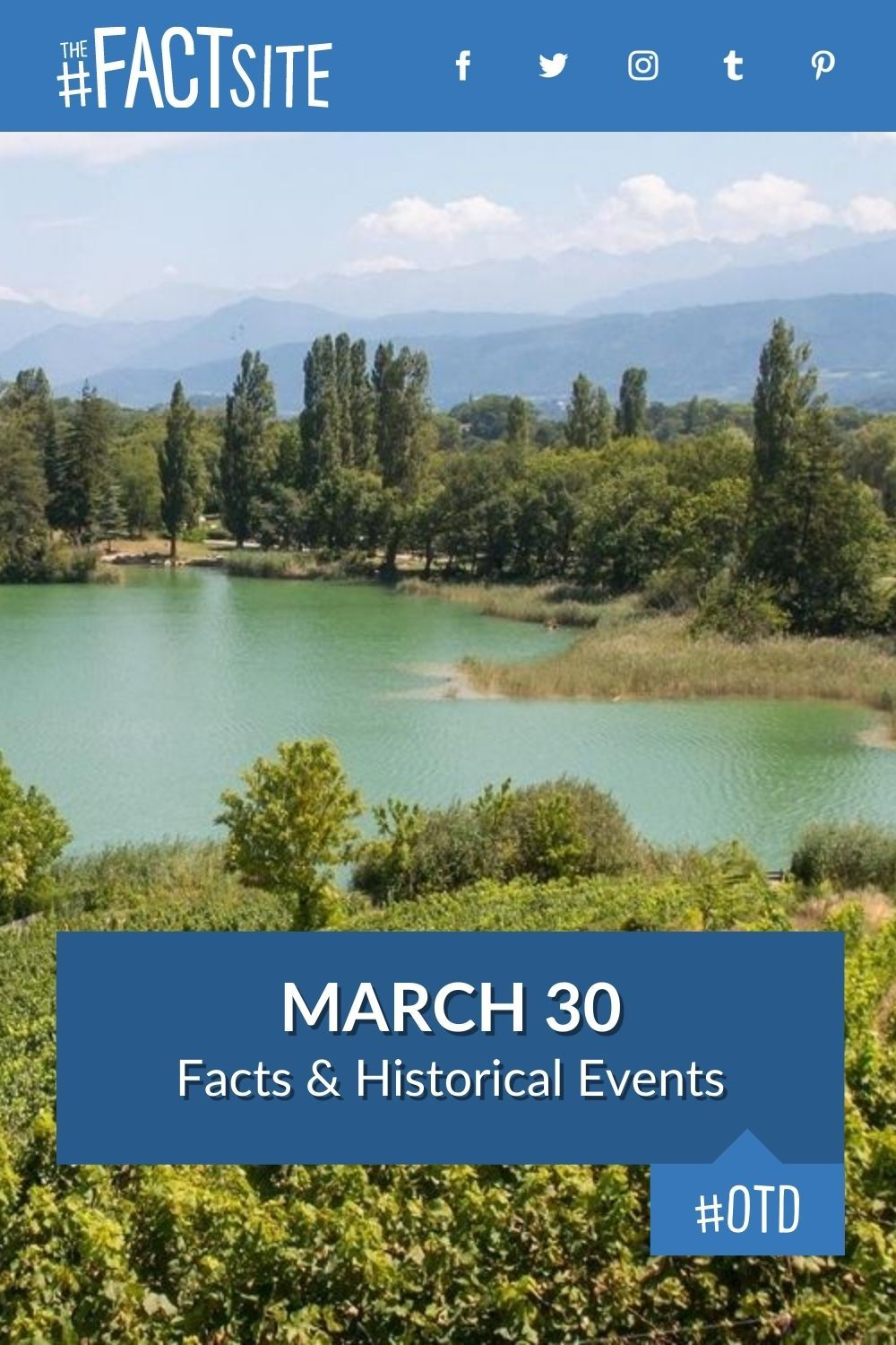 Facts & Historic Events That Happened on March 30