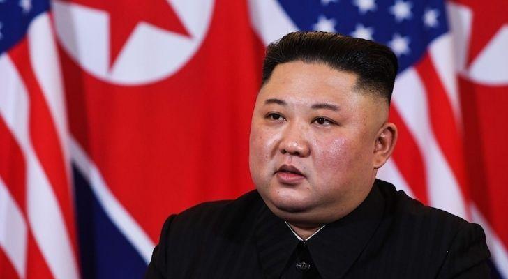 Kim Jong Un - The leader of North Korea
