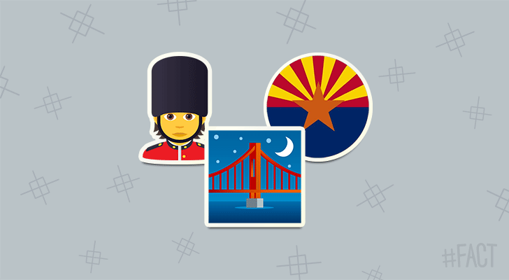 The original London Bridge is now in Arizona.