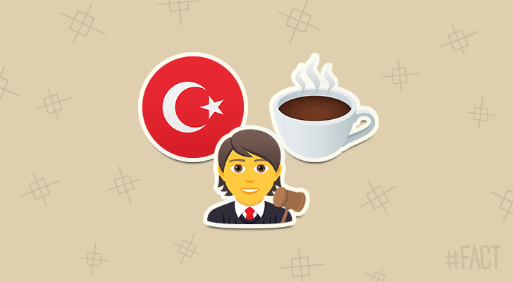 In the 16th Century, Turkish women could initiate a divorce if their husbands didn't provide them with enough coffee.