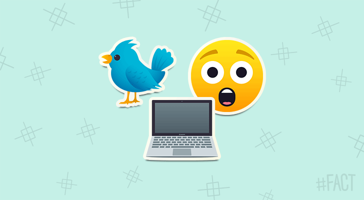 The Twitter bird actually has a name – Larry.
