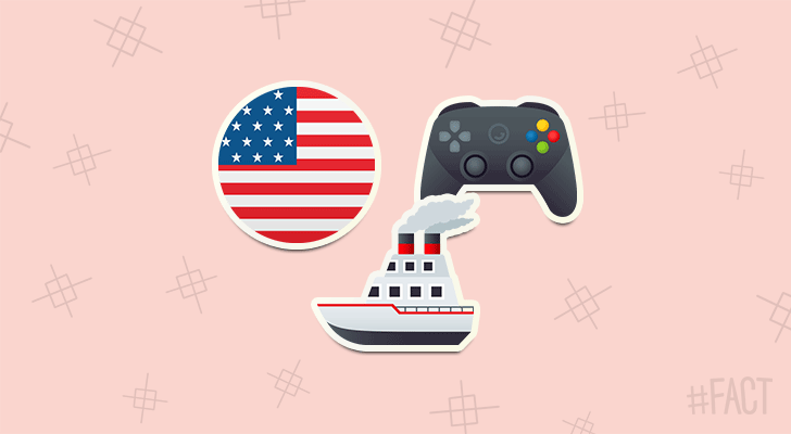 The United States Navy uses Xbox controllers for their periscopes.