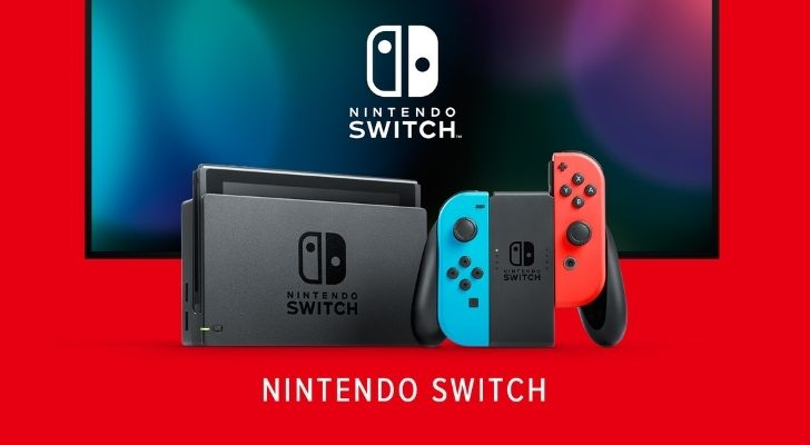 The Switch is capable of being played handheld or on the TV