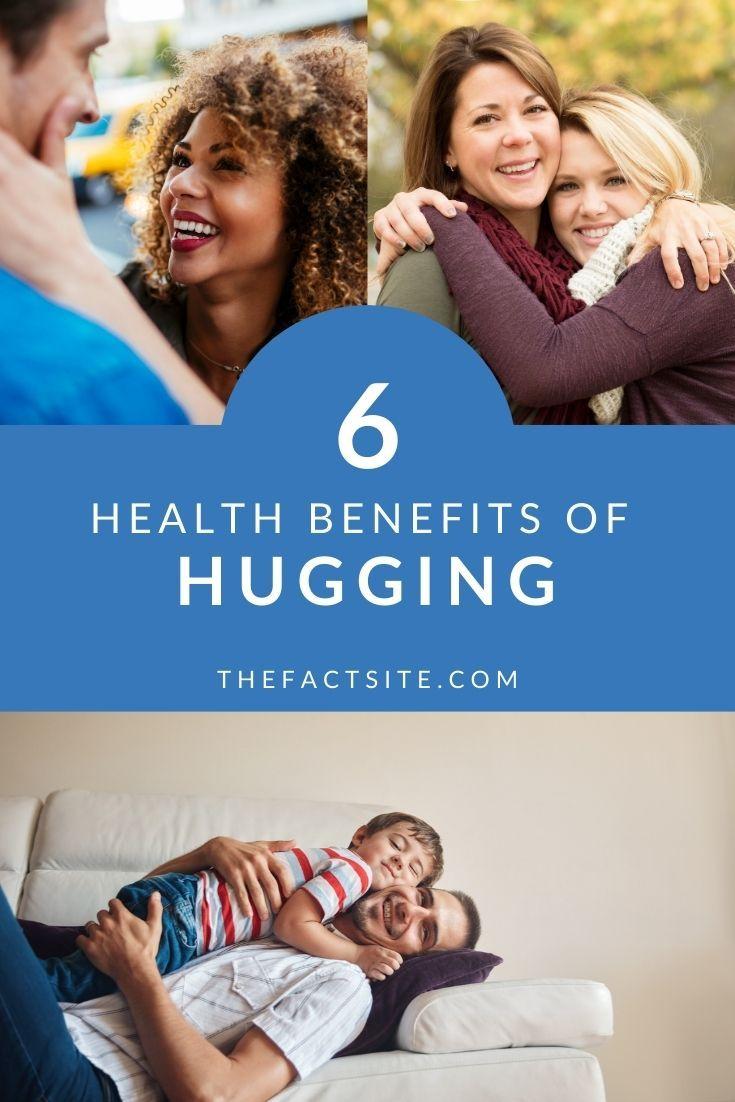 6 Health Benefits Of Hugging