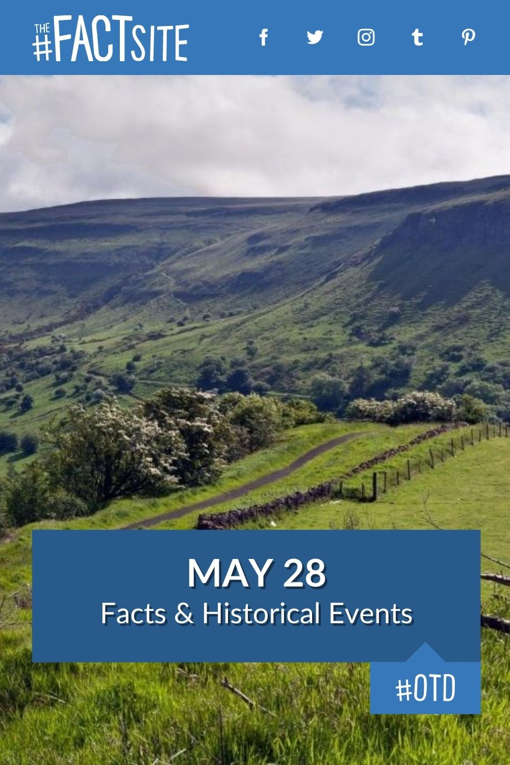 Facts & Historic Events That Happened on May 28