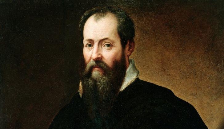 A painting of Giorgio Vasari