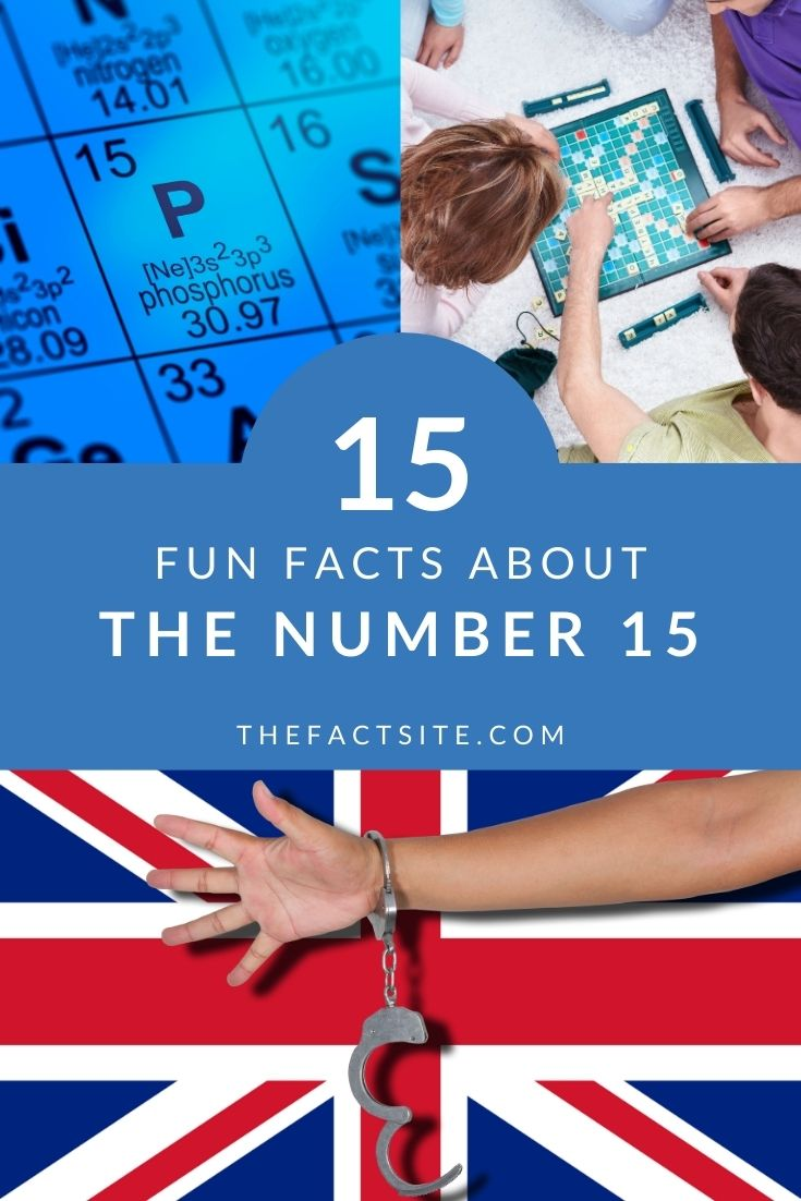 Fifteen Fun Facts About The Number 15