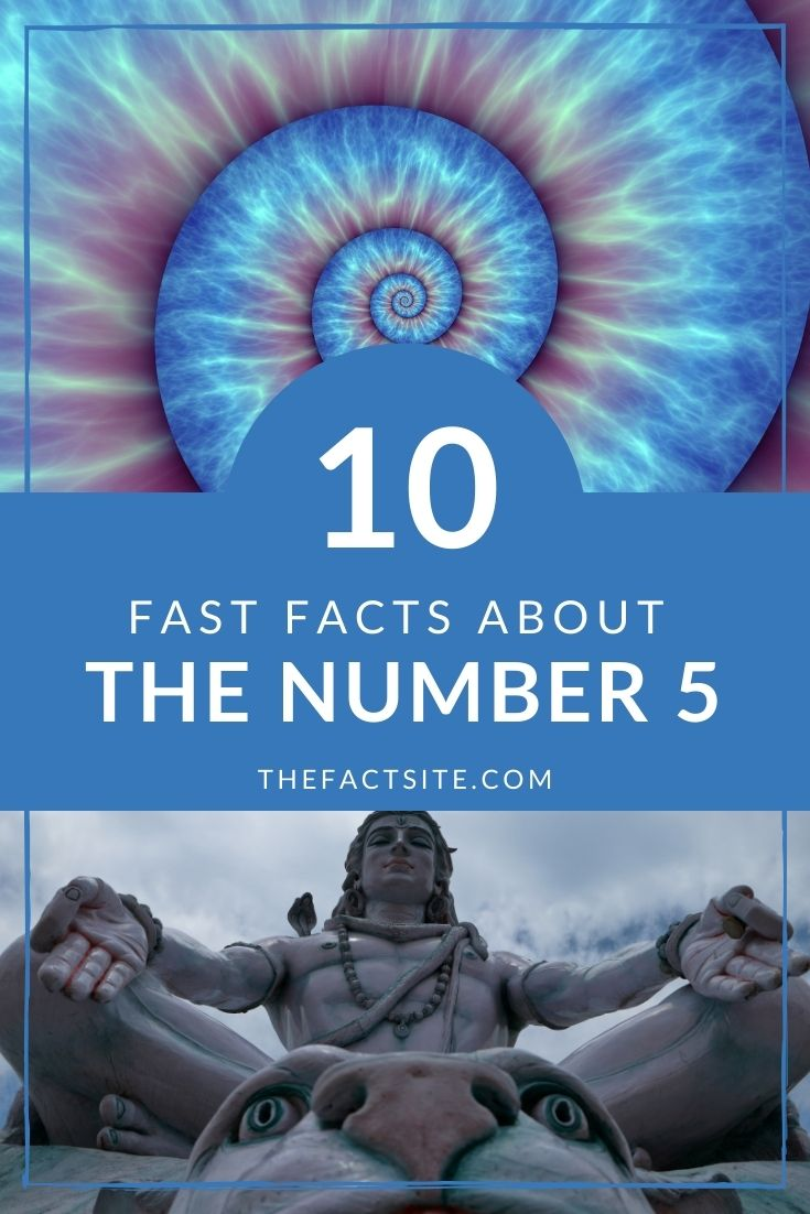 10 Fast Facts About The Number 5