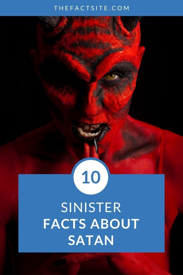 10 Sinister Facts About Satan