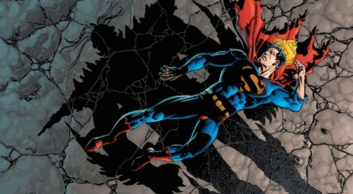 Superman has died several times