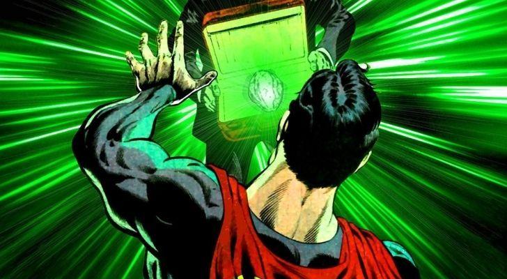 Superman hates kryptonite