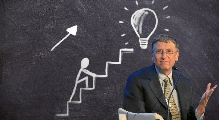 Bill Gates has many entrepreneural companies