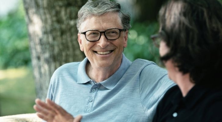 Bill Gates has been in numerous documentaries
