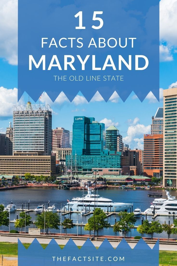 15 Mind-Blowing Facts About Maryland