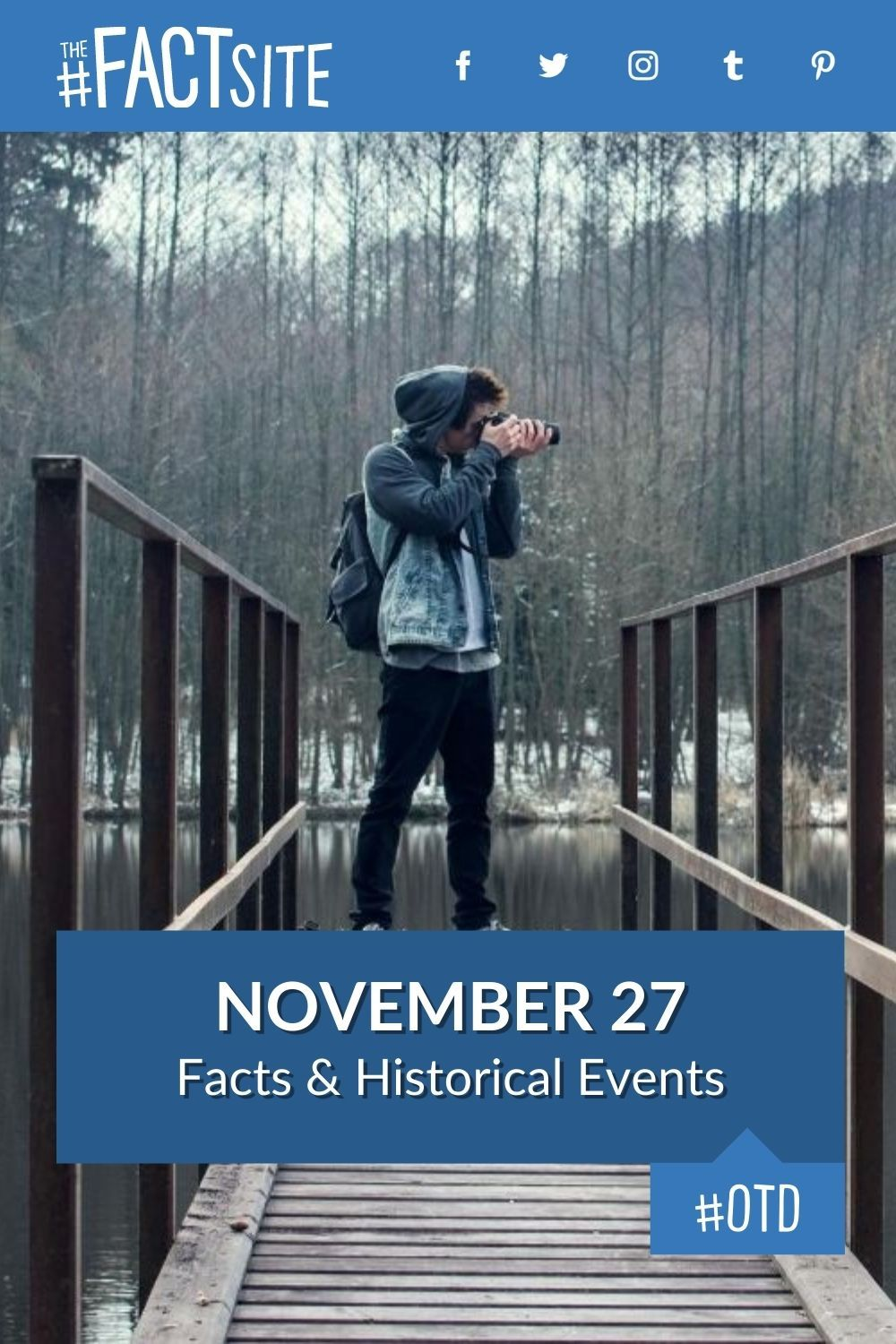 Facts & Historic Events That Happened on November 27