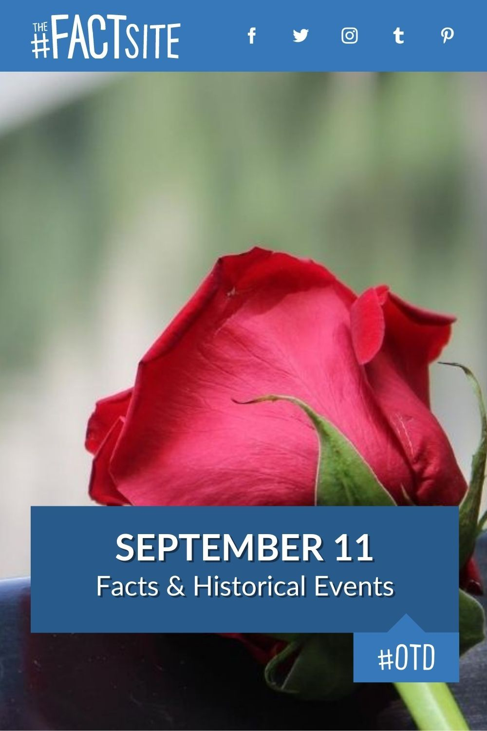 Facts & Historic Events That Happened on September 11