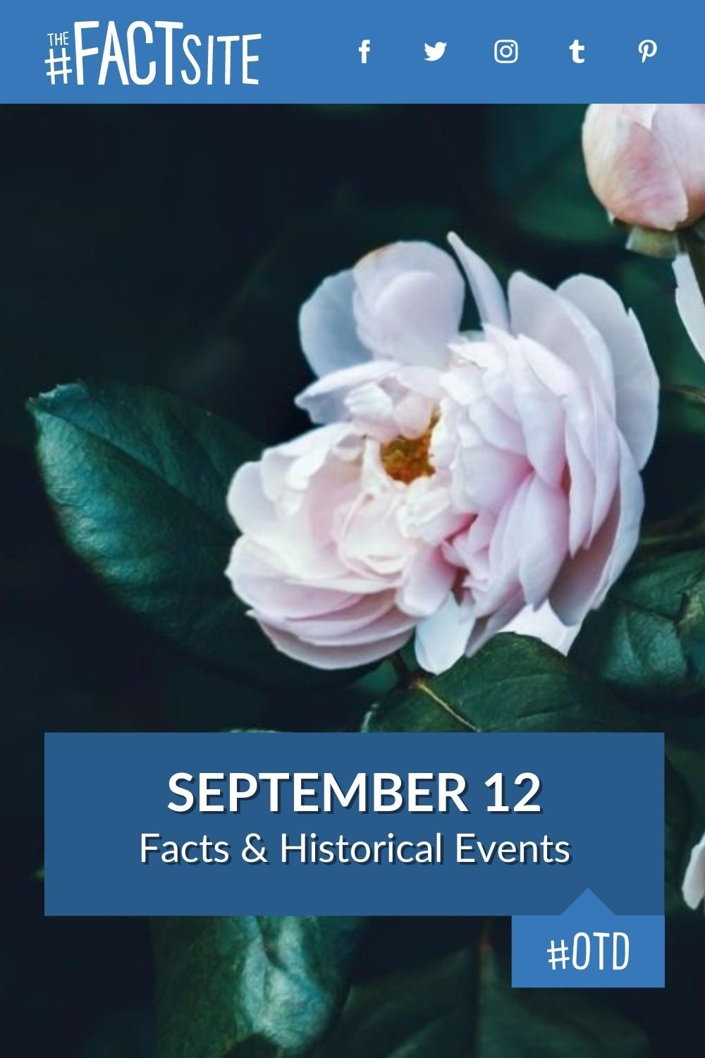 Facts & Historic Events That Happened on September 12