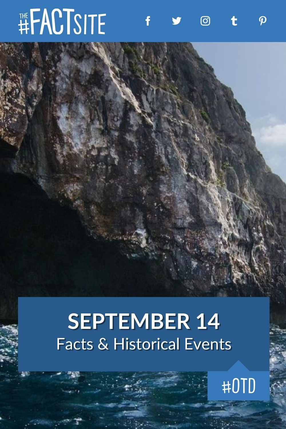 Facts & Historic Events That Happened on September 14