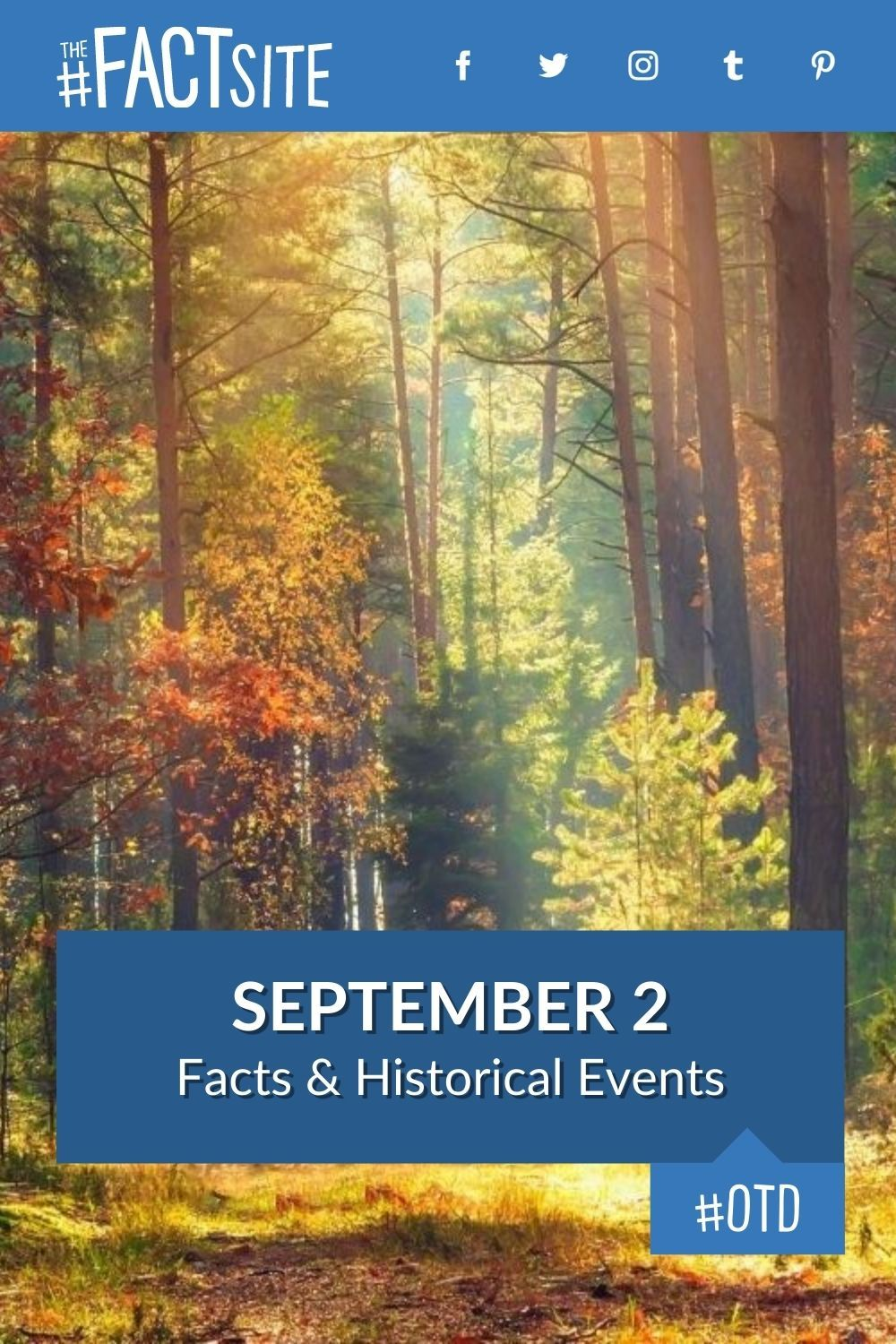 Facts & Historic Events That Happened on September 2