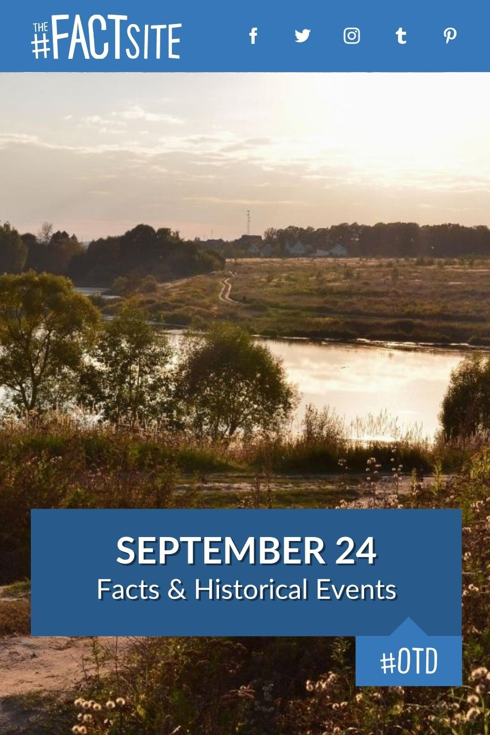 Facts & Historic Events That Happened on September 24