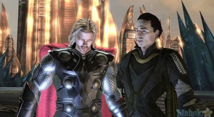 The first Thor videogame