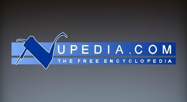 The Nupedia logo