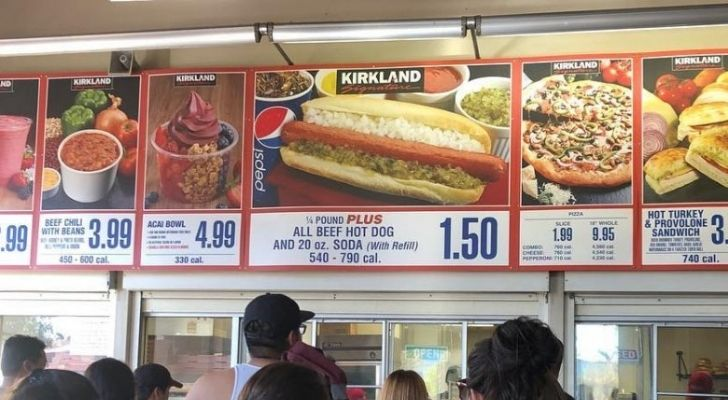 The $1.50 Costco meal deal
