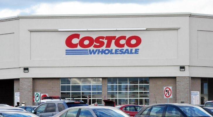 A Costco store in Iceland