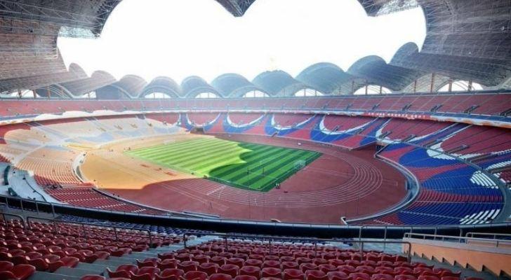 The world's biggest stadium