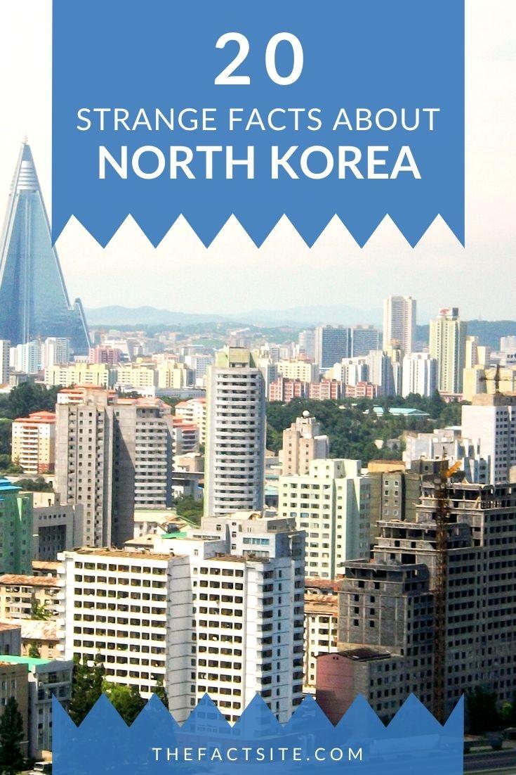 20 Strange Facts About North Korea