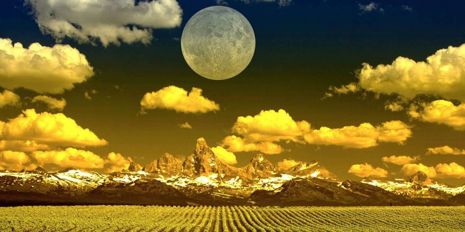 What Is A Harvest Moon?