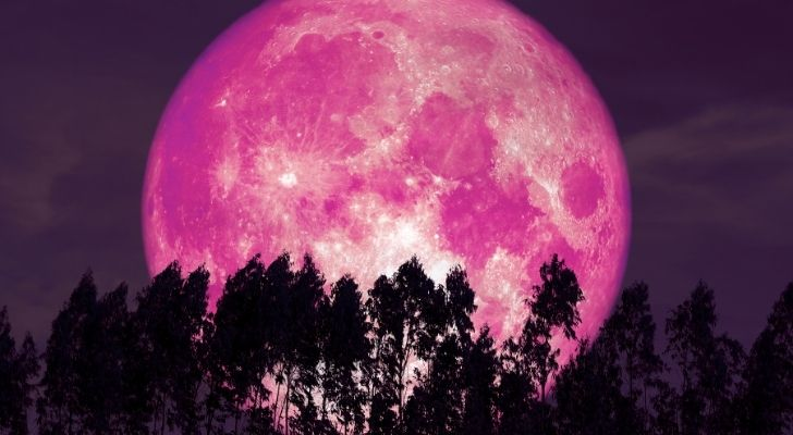 Who first called it a Sturgeon Moon?