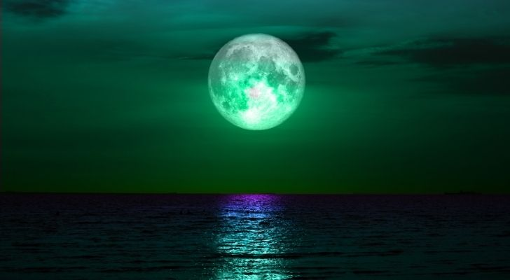 Why is it called a Sturgeon Moon?